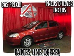 Toyota Corolla * PNEUS HIVER INCLUS *  2004