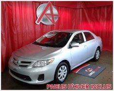 2012 Toyota Corolla *PNEU HIVER INCLUS*