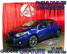 2014 Toyota Corolla SPORT *PNEUS HIVER INCLUS*