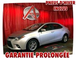 Toyota Corolla LE *PNEUS HIVER INCLUS*  2014