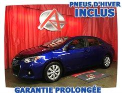 Toyota Corolla SPORT *PNEUS HIVER INCLUS*  2015