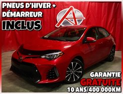 Toyota Corolla SE * PNEUS HIVER INCLUS *  2017