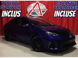 Toyota Corolla * MANUELLE * PNEUS D'HIVER INCLUS *  2017
