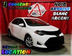 Toyota Corolla CE * RETOUR DE LOCATION *  2018