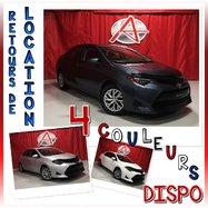 Toyota Corolla * LE * RETOUR DE LOCATION *  2018