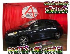 Toyota Matrix *PNEUS HIVER INCLUS*  2010