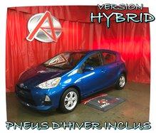 2012 Toyota Prius C *PNEUS HIVER INCLUS*
