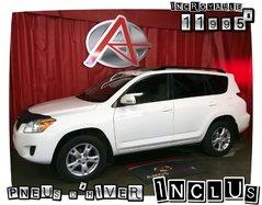 Toyota RAV4 AWD * TOURING * PNEUS HIVER INCLUS *  2011