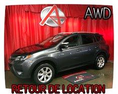 Toyota RAV4 AWD * LE AMÉLIORÉ *  2014