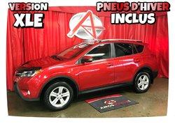 Toyota RAV4 AWD * XLE *PNEUS HIVER INCLUS *  2014