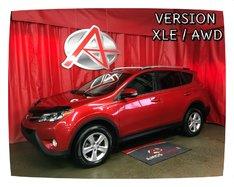 Toyota RAV4 * XLE * AWD * FAIBLE KILOMÉTRAGE *  2014