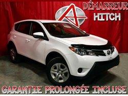 Toyota RAV4 LE * AWD * GARANTIE PROLONGÉE *  2015