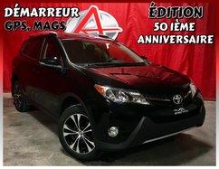 Toyota RAV4 AWD * XLE * 50E ANNIVERSAIRE *  2015
