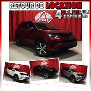 Toyota RAV4 * AWD * RETOUR DE LOCATION *  2018
