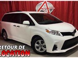 Toyota Sienna * RETOUR DE LOCATION *  2018