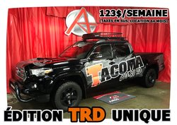 Toyota Tacoma DÉMO *ÉDITION UNIQUE*  2017