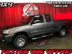 Toyota Tundra 4X4 *PNEUS HIVER INCLUS*  2004
