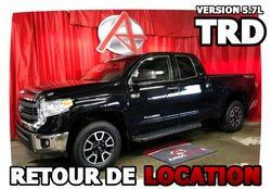 Toyota Tundra TRD 4X4  2014