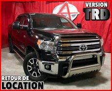 Toyota Tundra 4X4 * TRD * CREWCAB *  2016