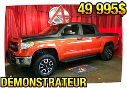 2017 Toyota Tundra DÉMONSTRATEUR