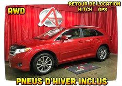 Toyota Venza AWD * PNEUS HIVER INCLUS *  2013