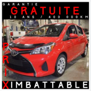 Toyota Yaris 5-dr   2015