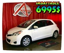 Toyota Yaris *PRIX IMBATTABLE*  2014