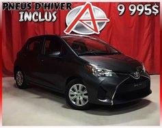 Toyota Yaris * PNEUS D'HIVER INCLUS *  2015