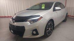 Toyota COROLLA SE CVT UPGRADE PKG S TECHNOLOGIE  2014