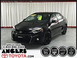 Toyota Corolla S  50 IÈME  2015