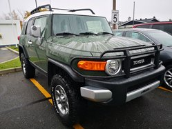 Toyota FJ Cruiser Groupe aventure (gr.c)  2013