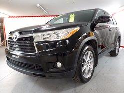 Toyota HIGHLANDER AWD XLE PKG XLE NAVIGATION  2014