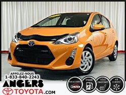 Toyota Prius C Technologie  2015