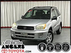 Toyota RAV4 GROUPE B  2003