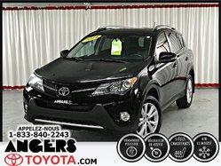 Toyota RAV4 Limited GPS CUIR TOIT  2014