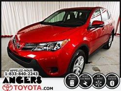 Toyota RAV4 LE AWD  2014