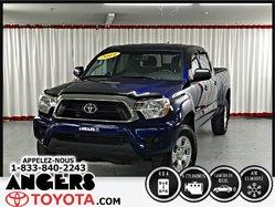 Toyota Tacoma D-cab sr5 4x4  2014