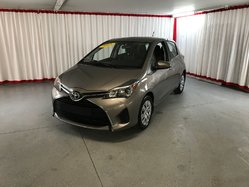 Toyota Yaris LE GROUPE ÉLECTRIQUE  2015