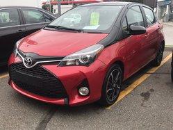 Toyota Yaris SE  2017
