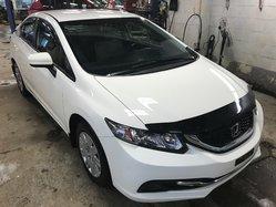 Honda CIVIC LX LX  2015