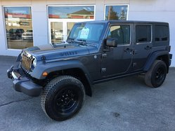Jeep Wrangler Unlimited SPORT  EDITION WILLYS  2014