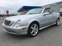 Mercedes-Benz CLK-Class Convertible  2002