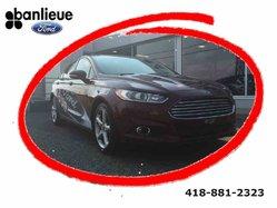 Ford FUSION  2.5L FWD AUTO SE  2015