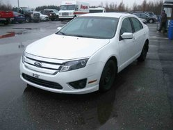 Ford Fusion SEL FWD COMMANDE VOCAL SYNC  2010