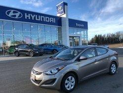 Hyundai Elantra L  2015