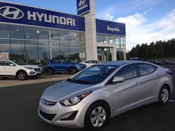 Hyundai Elantra LE  2016