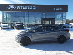 2016 Hyundai Elantra Sports