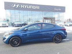Hyundai Elantra GLS  2016