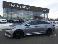Hyundai Sonata Sport thec  2015