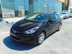 Hyundai Elantra GL AUTOMATIQUE AIR CLIMATISÉ!!  2015